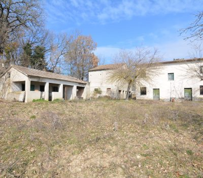 Casale con terreno a Sant'Angelo dei Lombardi 2396