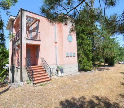 Villa con giardino a Lioni 382