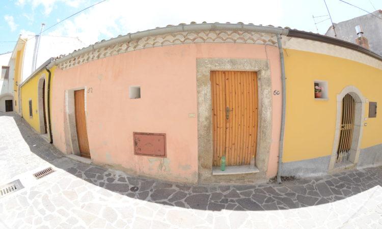 Casa nel centro storico a Calitri 2322 - Tutte le immagini
