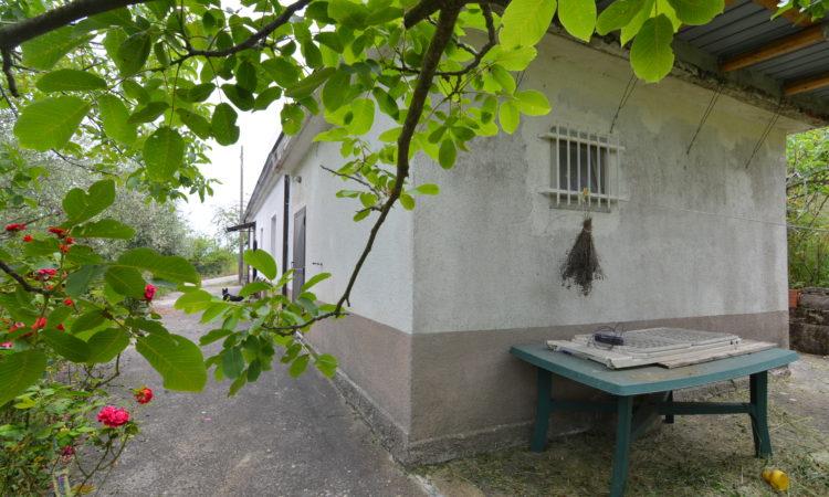 Casa indipendente con terreno a Nusco 2441 - Tutte le immagini
