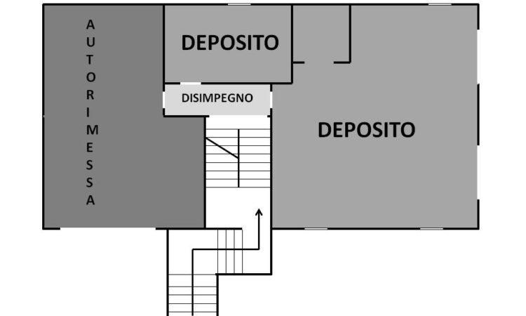 Casa bifamiliare a Castelfranci 130 - Tutte le planimetrie