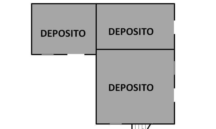 Casolare con terreno a Caposele 82 - Tutte le planimetrie