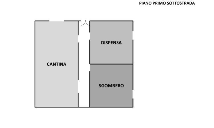 Casa indipendente con terreno a Montemarano 2400 - Tutte le planimetrie