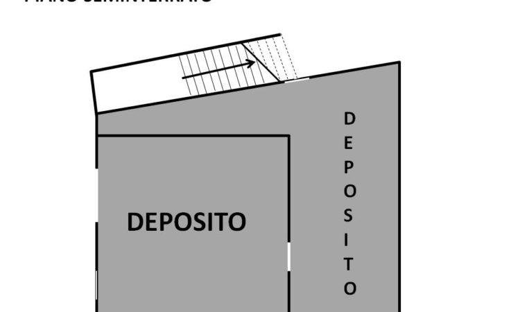 Villetta con giardino a Paternopoli 1931 - Tutte le planimetrie