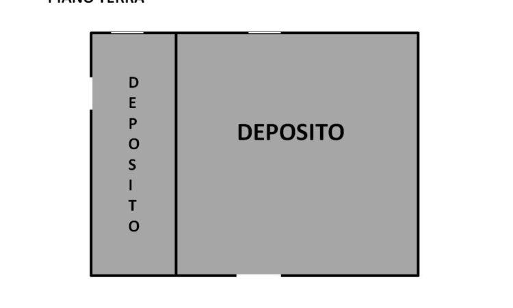 Deposito con terreno edificabile a Torella Dei Lombardi 2208 - Tutte le planimetrie