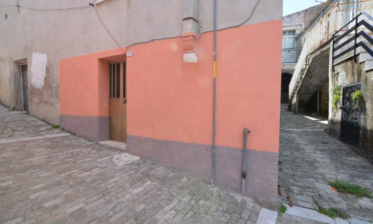 Porzione di casa a Lacedonia 2470 - Tutte le immagini