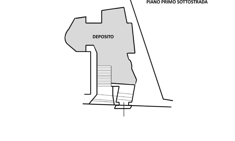 Porzione di casa a Lacedonia 2470 - Tutte le planimetrie