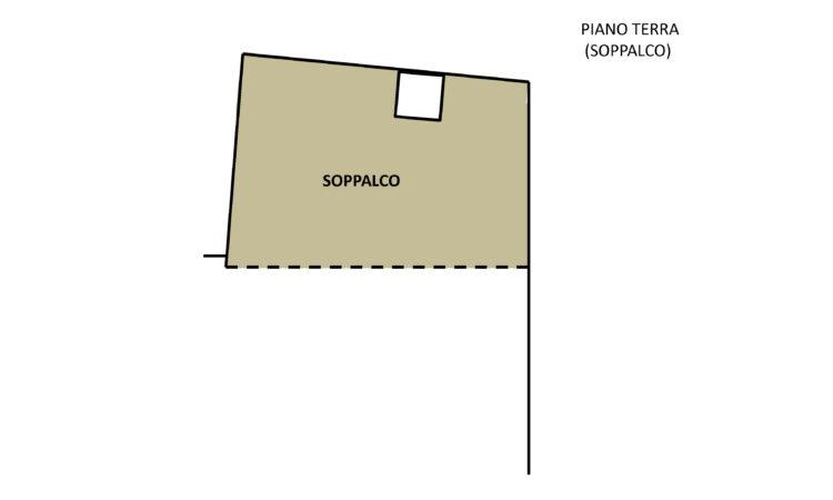 Casa nel centro storico di Calitri 2476 - Tutte le planimetrie