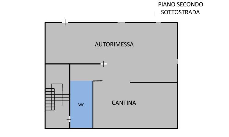 Palazzina a Teora 2051 - Tutte le planimetrie