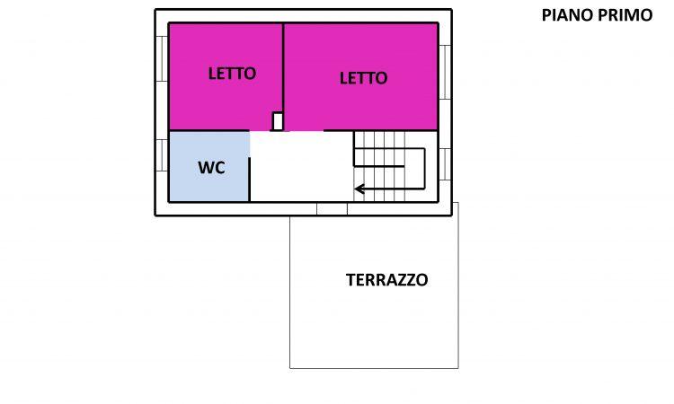 Casa con terreno a Torella dei Lombardi 1553 - Tutte le planimetrie